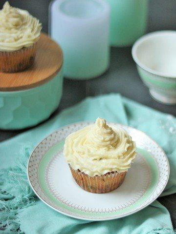 Rezept Muffins mit Mohn & weißer Schokolade