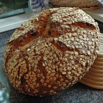 Rezept Müsli-Brot