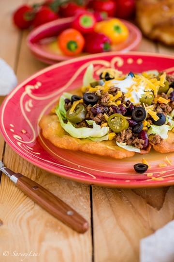 Rezept Navajo Taco