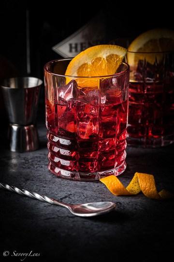 Rezept Negroni – Cocktail-Klassiker aus Italien