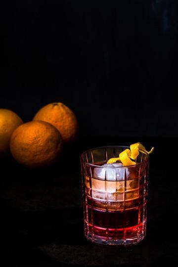 Rezept Negroni - Der italienische Cocktail-Klassiker