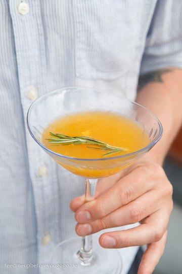 Rezept New Clover Club – ein fruchtig-sommerlicher Aperitif mit Gin