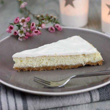Rezept New York Cheesecake