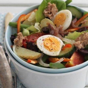 Rezept Nizza - Salat