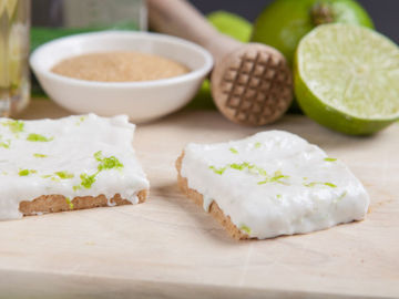 Rezept No- bake Caipirinha-Kuchen rezept