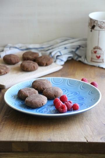 Rezept No Bake Kokos - Schoko - Cookies