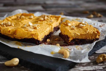 Rezept No Bake Kürbis-Cheesecake – der schnelle Käsekuchen