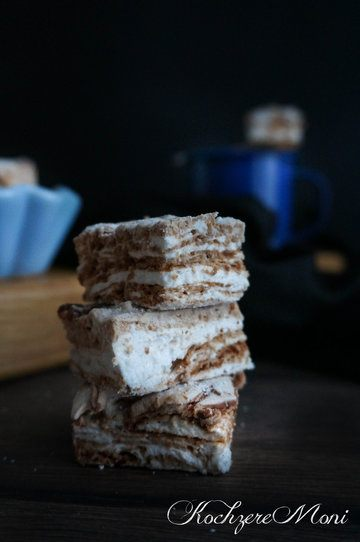 Rezept Nougat Marshmallows