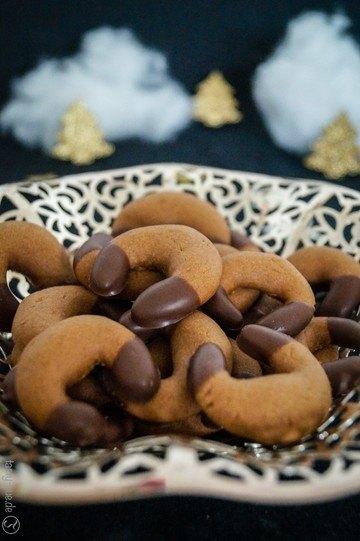 Rezept Nougatkipferl - der 1. Advent kann kommen