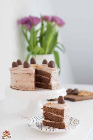 Rezept Nuss-Nougat-Torte