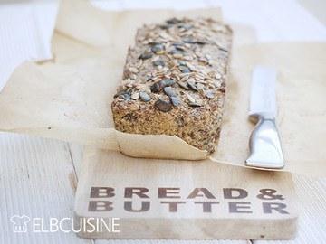 Rezept Nussbrot mit Samen oder Life-Changing-Bread 2.0 – traumhaft gesunder Genuss