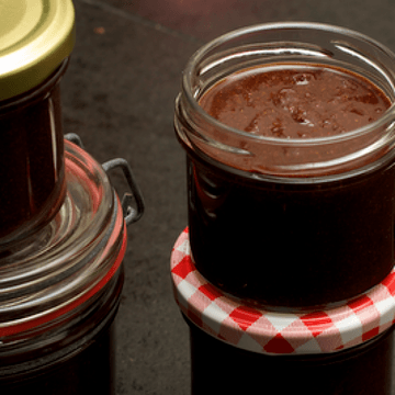 Rezept Nüsse, Kakao und Kakaobutter