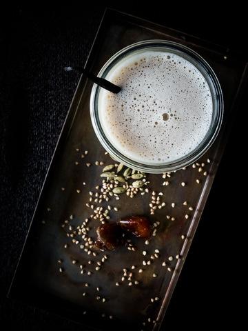 Rezept Nussfreier Genuss- Buchweizenmilch