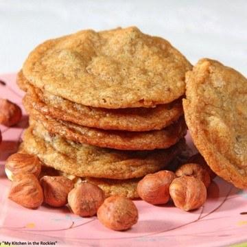 Rezept Nussige Cookies mit Schoko