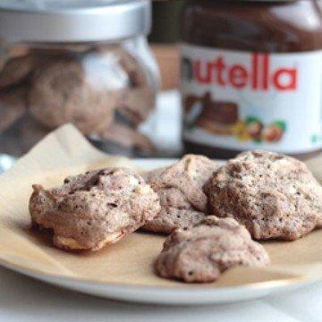Rezept Nutella-Baisers