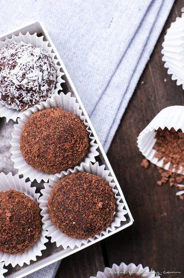 Rezept Nutella-Butterkeks-Trüffel