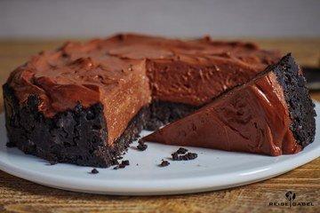 Rezept Nutella Cheesecake mit Oreoboden ohne backen