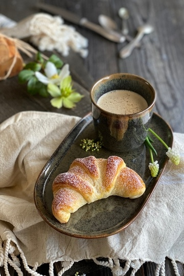 Rezept Nutella-Hörnchen butterzart & fluffig