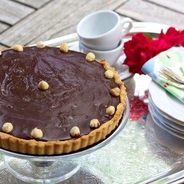 Rezept Nutella Tarte