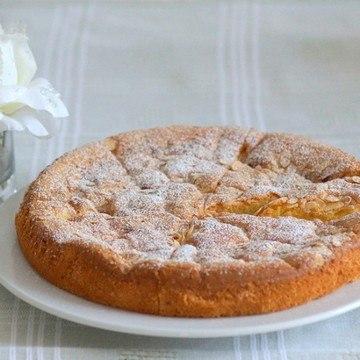 Rezept Olivenölkuchen mit Aprikosen