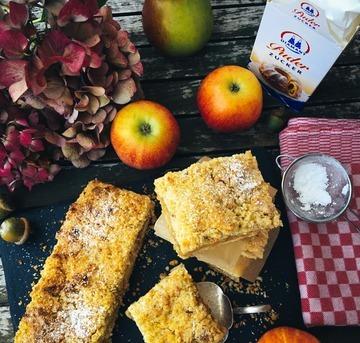 Rezept Omas Apfel-Streuselkuchen
