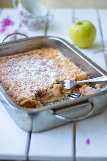 Rezept Oma's Apfelkuchen