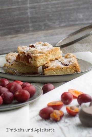 Rezept Omas Mirabellen-Streuselkuchen