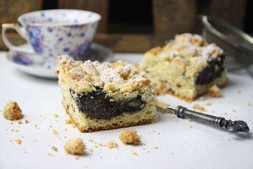 Rezept Omas Mohn-Streuselkuchen
