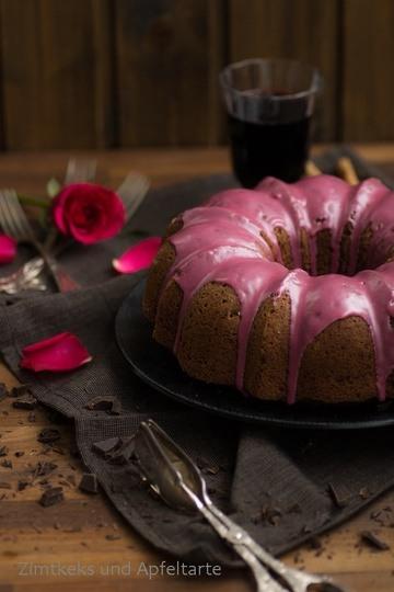 Rezept Omas Rotweinkuchen