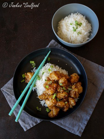 Rezept Orange Chicken