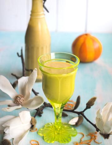 Rezept Orangen Eierlikör