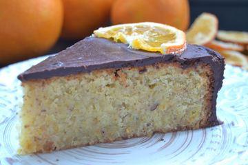Rezept Orangen-Mandelkuchen