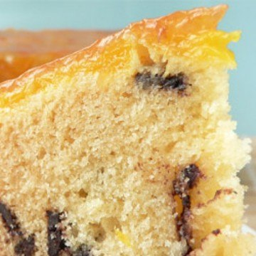 Rezept Orangen-Marzipan-Kuchen