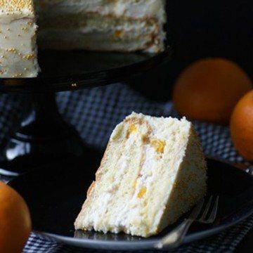 Rezept Orangen-Mascarpone-Torte