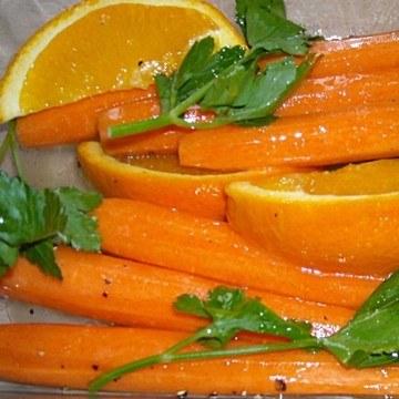 Rezept Orangen-Möhren