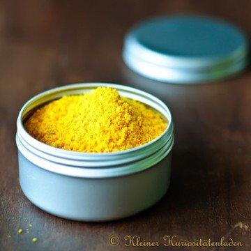 Rezept Orangen- und Zitronenschalenpulver