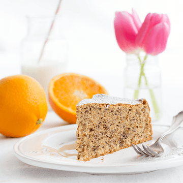 Rezept Orangen-Walnuss-Kuchen