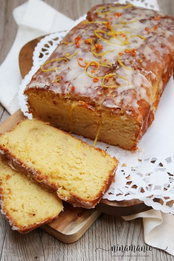 Rezept Orangen-Zitronen-Kuchen