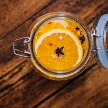 Rezept Orangenlikör