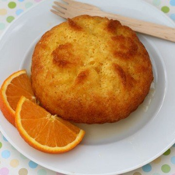 Rezept Orangentörtchen