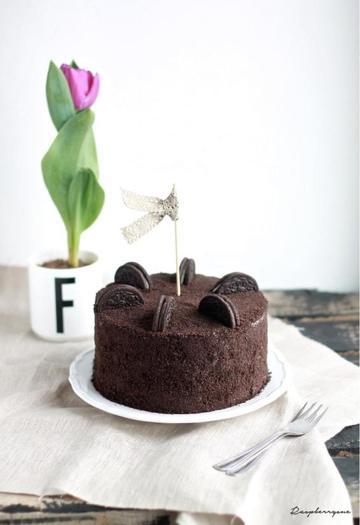 Rezept Oreo-Torte