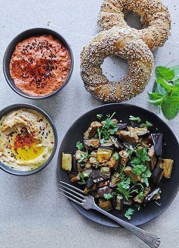 Rezept Orientalisches Frühstück