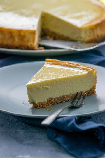 Rezept Original New York Cheesecake