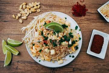 Rezept Original Pad Thai Rezept – der authentische thailändische Klassiker