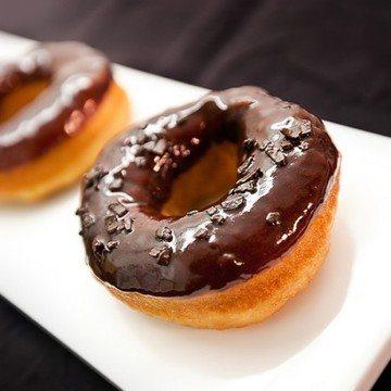 Rezept Original USA Donuts Rezept