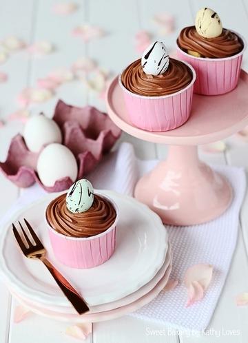Rezept Oster Cupcakes mit Eierlikör