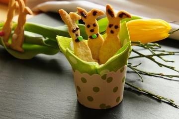 Rezept Osterhasen-Kekse