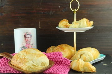 Rezept Pain au chocolat nach Julia Child