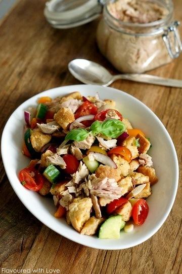 Rezept Panzanella mit Thunfisch