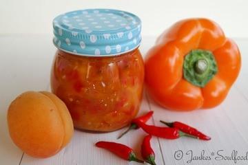 Rezept Paprika-Aprikosen-Chutney